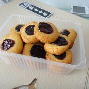 蓝莓饼干的做法