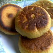 南瓜面馅饼的做法