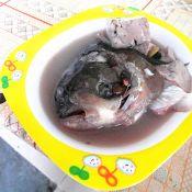 黑豆鱼头豆腐汤的做法