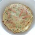 西葫芦胡萝卜煎饼的做法