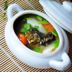 山药鳝鱼汤