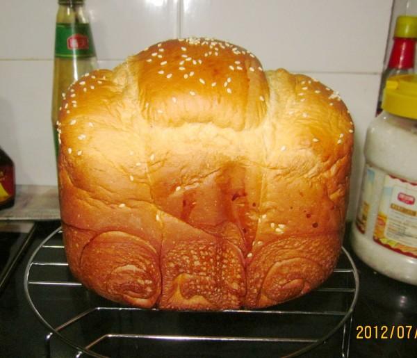 中种吐司面包的做法_中种甜吐司面包的做法_中种甜吐司面包怎么做_美食杰
