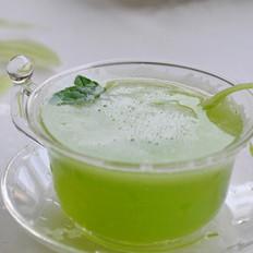 柠檬莴笋汁的做法