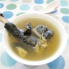 靈芝烏雞湯的做法