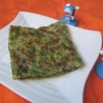 玉米面野菜饼的做法