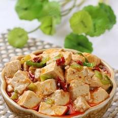 红油虾酱豆腐的做法
