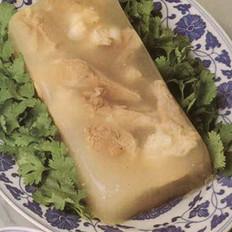 潮州冻肉的做法