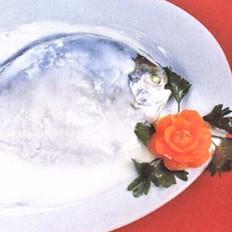 白汁鲳鱼的做法
