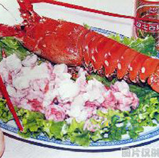 甜虾爆双鲜