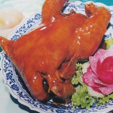 沙茶焖仔鸡的做法