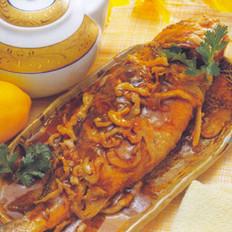 熬黄花鱼的做法