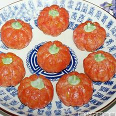 三鲜酿南瓜的做法