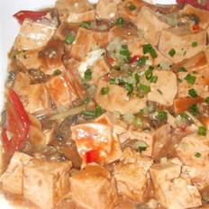 海蛎烧豆腐的做法