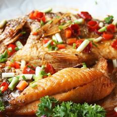 红烧鳜鱼的做法