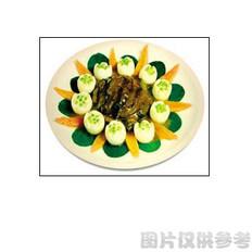 翡翠千层豆腐