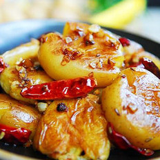 麻辣干锅小土豆