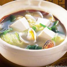 豆腐蛎的做法