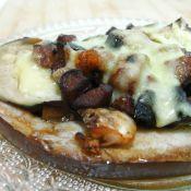 西式肉酱焗蘑菇