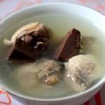 玉竹沙参煲鸭汤的做法