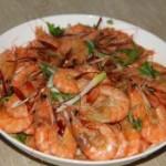 香辣小海虾