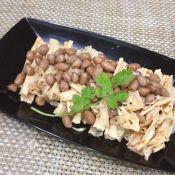 炝拌腐竹花生米
