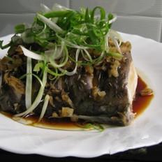 梅菜蒸鲩鱼的做法