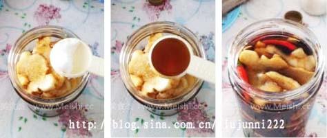酱油醋泡姜