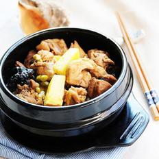 砂锅土豆鸡的做法