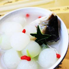 冬瓜鱼头汤的做法