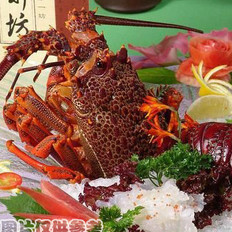 锦锈龙虾的做法