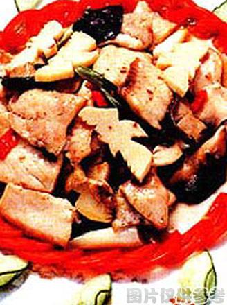 椒盐塘鱼片的做法