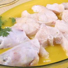 白汁鮰鱼的做法