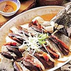 清烩鲈鱼片