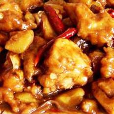 板栗煨鸡的做法