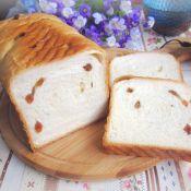羊奶葡萄干吐司面包