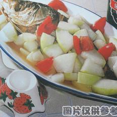 冬瓜鳙鱼的做法