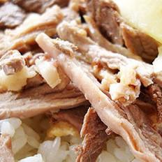 野鸭菜饭的做法