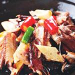 干锅手撕鱼 的做法