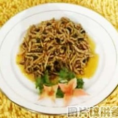 豆椒肉丝的做法
