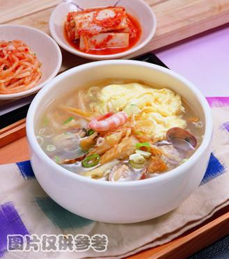 梅花鱼茸汤的做法