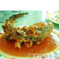 黄河醋鱼的做法