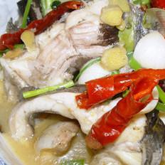 陈煮鱼的做法