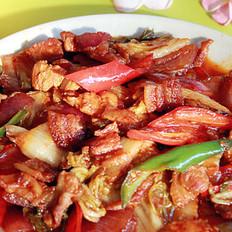 泡菜五花肉的做法