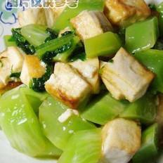 翡翠豆腐的做法