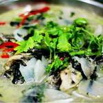青椒紫苏煲鮠鱼的做法