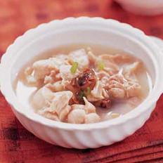 兔肉汤的做法