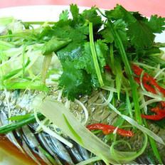 清蒸芙蓉鱼的做法