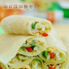 北京春饼卷菜