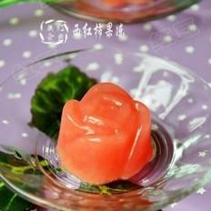 西红柿果冻的做法
