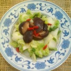 香菇天津白